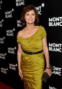 Susan Sarandon, launch of the Montblanc John Lennon edition in NYC  12/09/2010