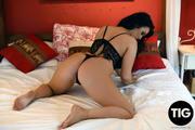 Ashleigh Gee Her Sexy Black Lingerie - x110 - 3000pxx6po8xk23i.jpg