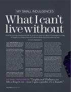 Jane Seymour - Woman & Home UK - Nov 2010 (x3)