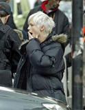Hannah Spearritt * Primeval * Behind the scenes x8