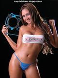 Pamela Altahona fotos en bikini 2