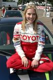 Emily Procter - 2007 Toyato Pro/Celebrity Race 4/3/07