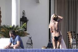 Jennifer Aniston,  In Bikini in Mexico, New, Feb 7 Foto 1209 (Дженнифер Анистон в купальнике в Мексике, Новой 7 фев Фото 1209)