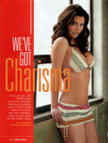 Charisma Carpenter - Men's Edge Mag Scans