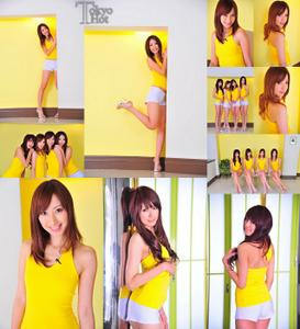 Tokyo Hot n0705 2011 SP Part-2 Nozomi Akimoto, Riko Miyase, Rin Hitomi, Kaori Nishio
