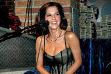 Kelly Monaco Candids From Her Appearance On The Howard Stern Show 2005 (LQ)