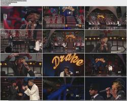Drake feat. Swizz Beatz & Mary J. Blige - Fancy (MTV VMA 2010) - HD 1080i