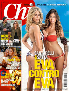 Chi Magazine (2011) Italy