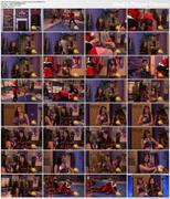 Victoria Justice & Miranda Cosgrove ~ I Fight Shelby Marx ~ iCarly S02 E20 (HDTV)
