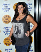 Imogen Thomas at the Jeans For Genes Launch Party in London 4th September x9