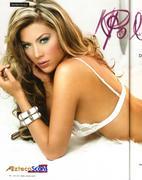 Karen Manzano - Maxim April 2011 (4-2011) Mexico
