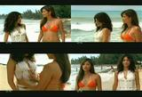 "Vanessa Marcil & Kelly Hu On The Beach From ""Las Vegas"""